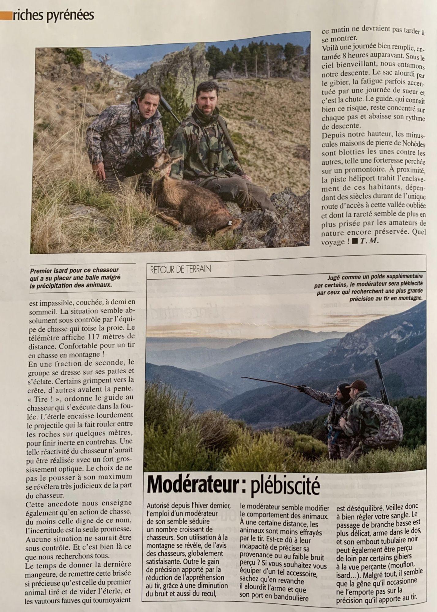 5 connaisance de la chasse mai 2019 n517